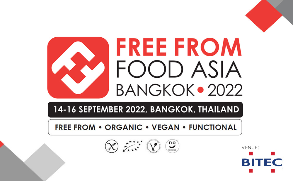 Free From Food Asia 2022